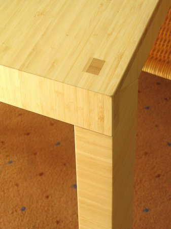 Door gebruik te maken van het karakter van het materiaal ontstaan fraaie details