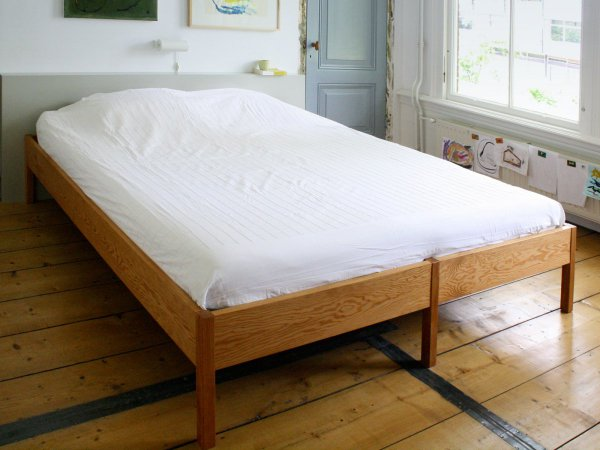 …en een simpel bed bijzonder wordt