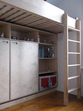 Voor een kleine kamer