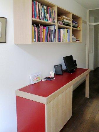 Ideaal voor in een lange, smalle ruimte