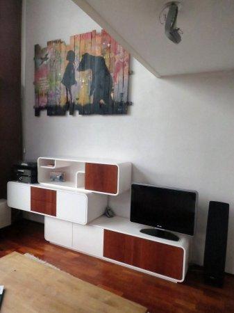 voor televisie en audio-apparatuur