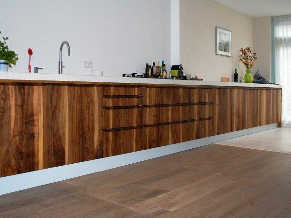 Keuken bestaande uit onderkasten
